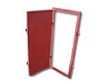 Двери и люки для вентиляционных камер. Серия 5.904-4