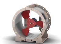 Вентилятор осевой ВО 16-308