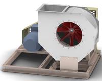 Вентилятор радиальный ВР 122-45
